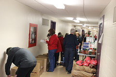 2018 Christmas Basket Assembly & Delivery