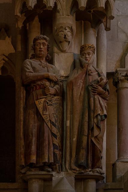 Ekkehard II. und Uta