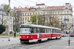 BRN_1632_201811 (Tram Photos) Tags: ckd tatra t3p brno brünn strasenbahn tram tramway tramvaj tramwaj mhd šalina dopravnípodnikměstabrna dpmb t3