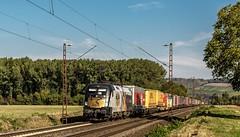 044_2018_09_28_Retzbach-Zellingen_ES_64_U2_-_023_6182_523_DISPO_MRCE_TXLOGISTIK_mit_KV ➡️ Würzburg (ruhrpott.sprinter) Tags: ruhrpott sprinter deutschland germany allmangne nrw ruhrgebiet gelsenkirchen lokomotive locomotives eisenbahn railroad rail zug train reisezug passenger güter cargo freight fret retzbachzellingen bayern unterfranken mainspessart brll byb db dbcsc dispo egp eloc hctor lm loc meg mt nesa öbb pkpc rhc rpool rtb sbbcargo slg setg xrail 0425 1016 1116 1211 1293 3364 5370 6139 6143 6145 6152 6155 6182 6185 6186 6187 6193 8170 logo natur outddor graffiti