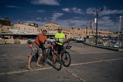 Israel, cyclists from Russia
