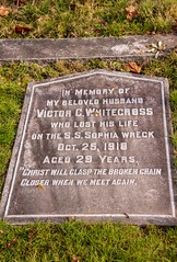 20181111_0094_1 (Bruce McPherson) Tags: brucemcphersonphotography princesssophiamemorial fall autumn shipwreck worseshipwreckinbchistory graves memorial mountainviewcemetery vancouver bc canada