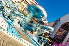 Basel, 1. November 2018 (karlheinz klingbeil) Tags: suisse carousel schweiz motion karussell switzerland stadt bewegung fahrgeschäft fair city basel kantonbaselstadt ch