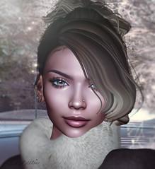 winter (babibellic) Tags: secondlife sl avatar aviglam avenge zkstore blogger beauty bento babigiobellic babibellic genusproject portrait people