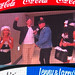 Emil Karlsson winning the Lenny & Larry's Challenge