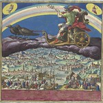 Johann Sadeler - Mercury Color