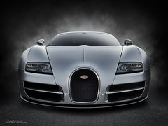 Next to Impossible (DL_) Tags: luxury exotic silver bugatti supercar automotive transportation