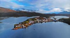 PATAGONIA (Jacques Rollet (Little Available)) Tags: patagonia sea mer paysage landscape seascape île island groupenuagesetciel