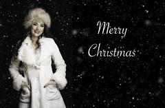 Shelly (MX Man) Tags: merry christmas shelly female professional model x mas 2018 godox d 600 360 b m fuji portrait beautiful sexy pretty woman hat coat snow