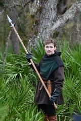 EEF_7651 (efusco) Tags: boar medieval spear brambleschoolearteofthehunt bramble schoole military arts academy florida ferel hog pig