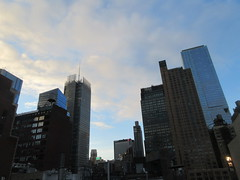 2018 December Christmas Morning Clouds Holiday 8426 (Brechtbug) Tags: 2018 december christmas morning light few moments later virtual clock tower from hells kitchen clinton near times square broadway nyc 12252018 new york city midtown manhattan winter holiday weather building breezy cloud hell s nemo southern view tuesday