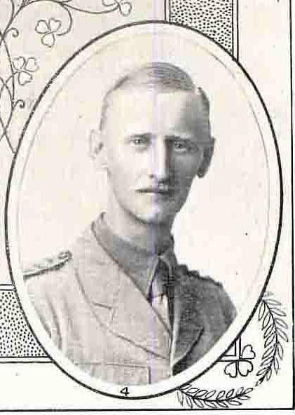 Hamilton Clibborn, Cecil 1896