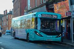 67035 SK68LZE First Glasgow (busmanscotland) Tags: 67035 sk68lze first glasgow sk68 lze ad adl e20d alexander dennis enviro200 e200 enviro 200
