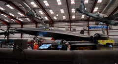 LOCKHEED SR-71A BLACKBIRD (s81c) Tags: pimaairspacemuseum aircraft airplane lockheedsr71ablackbird lockheed tucson arizona usa militaryaviation