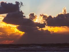 P1081178 (mr. Wood) Tags: ep5 computar olympus cyprus paphos larnaca mediterranian waves sunset sea water sky
