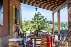 Casale Tartan - Marcheholiday (Marcheholiday Le Marche Images) Tags: sea beach san costanzo fano mare hills holiday villa groups family pool
