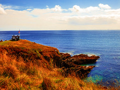 Portscatho, Roseland Peninsula, Cornwall (photphobia) Tags: roselandpeninsula portscatho gerrans truro cornwall uk oldvillage oldwivestale outdoor outside nationaltrust areaofoutstandingnaturalbeauty aonb