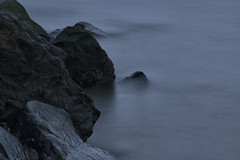 Sunset Beach (larussomano) Tags: capemay how what where forbook longexposure sunsetbeach water