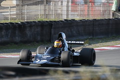 SHADOW DN1 (ronaldligtenberg) Tags: historic grand prix 2018 circuit zandvoort shadow dn1 gp f1 formula 1 formule fia masters one park cpz gentlemen drivers nk gttc htgt championship msa racing pre66 touring cars ford cosworth dfv v8 f3 1000cc f2 2 formula2 young timer hgpca race for pre 1966 sports autosport motorsport carracing auto racetrack speed sport car racecar track drive driver racedriver curves corners fast driving