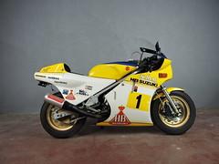 RG500 super monkey mini bike (teamheronsuzuki) Tags: suzuki rg500 rg gamma super monkey mini bike
