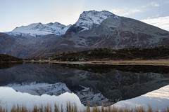 Riflesso (cesco.pb) Tags: simplonpass simplon switzerland svizzera alps alpi monteleone hubschhorn hopschesee canon canoneos60d tamronsp1750mmf28xrdiiivcld montagna mountains