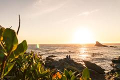 Sunset (Sebastiandx) Tags: nikon landscape d3200 sunset beach ocean waves sky