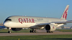 A7-ALA (AnDyMHoLdEn) Tags: qatar a350 oneworld egcc airport manchester manchesterairport 23l