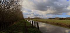 'Stekense Vaart' - Stekene - Belgium (roland_tempels) Tags: water belgium supershot sky landscape nature stekensevaart stekene