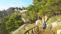 Walk to the Rocca di Cefalu (Sokleine) Tags: ruins ruines vestiges remains ancient fortress forteresse fortifications remparts burg rocca hiking excursion rando cefalu sicilia sicily sicile italia italie italy eu europe randonnée balade