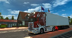 eut2_hq_5c4ffacd (TRUCKDRİVER) Tags: scania topline 4series 580 v8 transport truck truckporn trucklike schmıtz scs ets2 ets2photo lojistik follow led hella alcoa