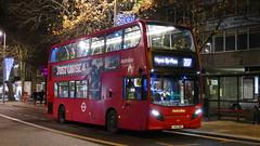 stEaling The Enviros (londonbusexplorer) Tags: metroline west adl enviro 400 te1313 lk12awc 207 white city hayesbypass tfl london buses