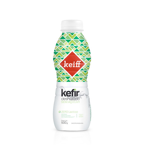PÃO DE AÇÚCAR - KIEFF KEFIR-DESNATADO-500G