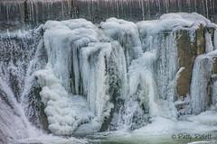 waterfalls at Idaho Falls Idaho (Pattys-photos) Tags: idahofalls idaho ice waterfall pattypickett4748gmailcom pattypickett
