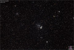 NGC 457 – The Owl Cluster in Cassiopeia (The Dark Side Observatory) Tags: tomwildoner night sky deepsky space outerspace skywatcher telescope 120ed celestron cgemdx asi190mc zwo astronomy astronomer science canon canon6d deepspace guided weatherly pennsylvania observatory darksideobservatory stars star tdsobservatory backyardeos earthskyscience ngc457 owlcluster opencluster cassiopeia astrometrydotnet:id=nova3113621 astrometrydotnet:status=solved