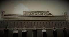 Murphy Building on 110 Film (Neal3K) Tags: barnesvillega filmcamera georgia lomotiger200film pentaxauto110 subminiaturecamera