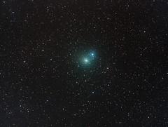 Comet 46p Wirtanen-20181225_ASI1600MCc_Megrez72 (frankastro) Tags: 46p wirtanen comet comète astronomy astronomie astrophotography
