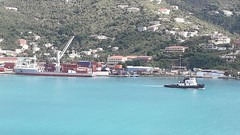 Road Town Tortola British Virgin Islands (woodytyke) Tags: cruise holiday cruising ship west indies caribbean 2018 boat island vacation tui marella explorer sea sand blue sky hot weather beach building photo best photography woodytyke stephen woodcock scene scenic history ocean colour