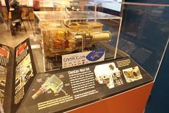 Chem Cam for Curiosity Rover (Ray Cunningham) Tags: los alamos new mexico bradbury science nuclear mars curiosity rover