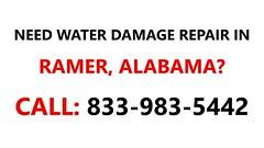 Water damage repair Ramer, Alabama AL #833-983-5442 (bennett.onmarketa) Tags: water damage repair ramer alabama al 8339835442