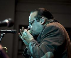 Steve Turre (Narratography by APJ) Tags: apj events jazz jerseycity live music narratography nj photography riverviewjazz