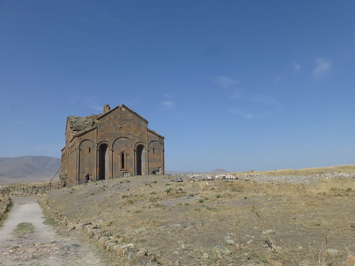 Ruined Armenian city of Ani, Kars province, Turkey