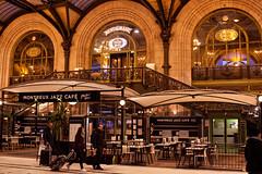 Gare de Lyon (Chrisar) Tags: paris train garedelyon restaurant nikond750 dxophotolab angénieux3570