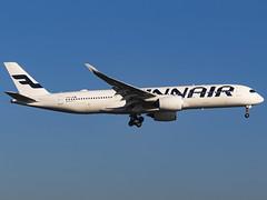 Finnair | Airbus A350-941 | OH-LWK (MTV Aviation Photography) Tags: finnair airbus a350941 ohlwk airbusa350941 londonheathrow heathrow lhr egll canon canon7d canon7dmkii a350 a350900