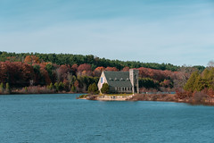 wachusettreservoir2018-3 (gtxjimmy) Tags: nikond7500 nikon d7500 autumn fall massachusetts westboylston wachusettreservoir reservoir watersupply theoldstonechurch