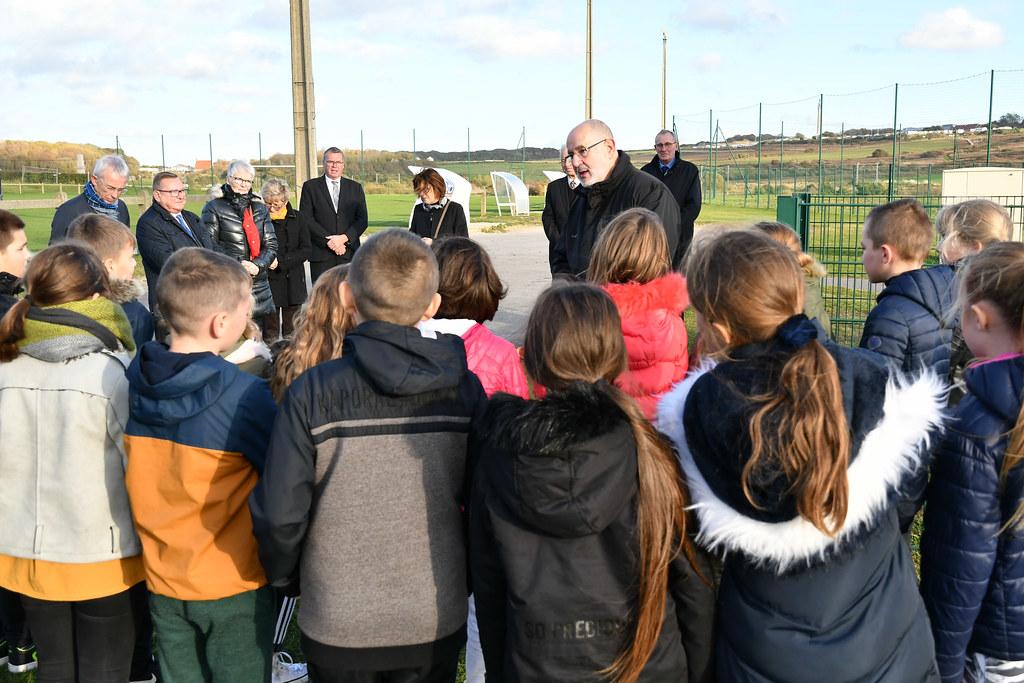 cérémonie dépots de gerbes 14-18 avec les écoles 09.11.2018  (15)