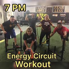 Warriors rocking the Night out! Way to Grow! 🔥 💪 #FortWorthFitness #HaltomCityFitness #Fitness #TrainingForWarriors #TFWStockyards #Family #FunFitness #GroupTraining #Healthy #YouCanDoIt #NeverGiveUp (TFWStockyards) Tags: