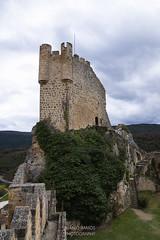 SITIOS DE BURGOS (jramosvarela) Tags: castillo antiguo patio 2016 burgos torre frias castle chateau old tower