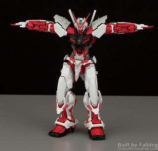 HiRM Astray Red Frame Gundam 27 by Judson Weinsheimer