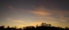 Aurore (H.Valez) Tags: paysage nature ciel nuage aurore matin lueur panorama