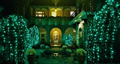 Bellingrath Magic Christmas in Lights (ciscoaguilar) Tags: christmas bellingrath theodore alabama courtyard lights